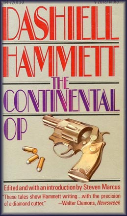 The Continental Op / Dashiell Hammett